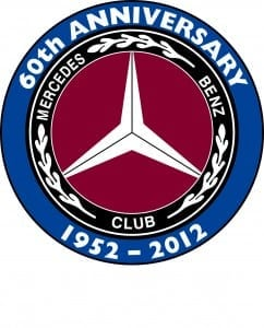 60th MercedesBenz Club Logo