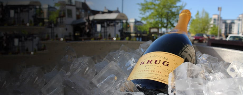 The Ship - Krug Champagne